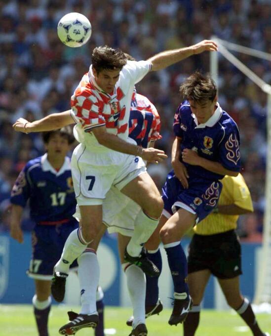 Cuando Davor Suker y Croacia sorprendieron al mundo en Francia 98 gettyi...