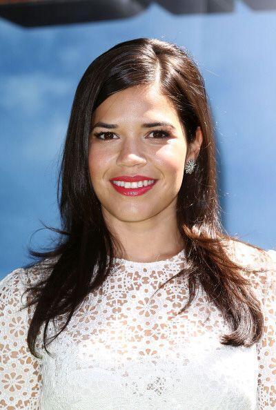 AMÉRICA FERRERA. La actriz aseguró su sonrisa en 10 millones de dólares.
