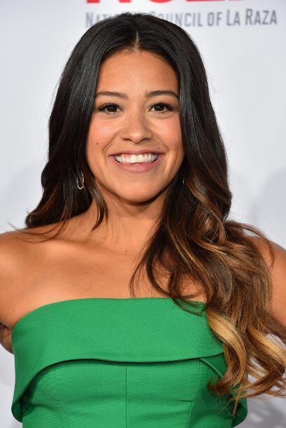 Otro gran nombre es el de la actriz americana Gina Rodriguez.