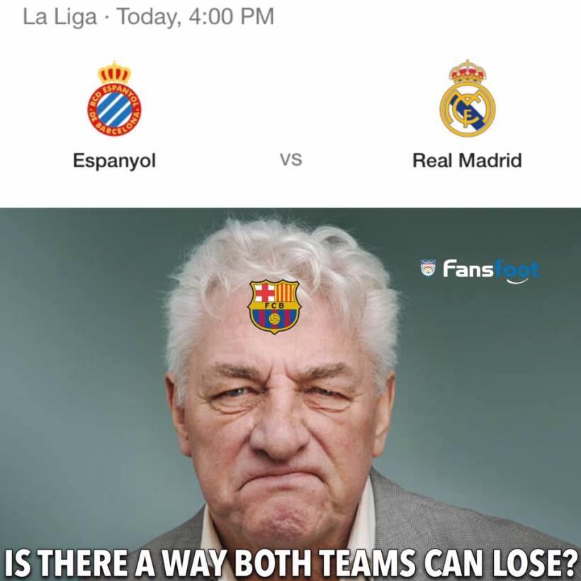 El Espanyol le ganó al Real Madrid y los memes no lo pueden creer 282767...