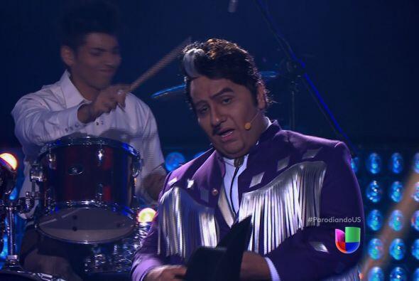 Los Tigres del Norte con Julio Sabala.