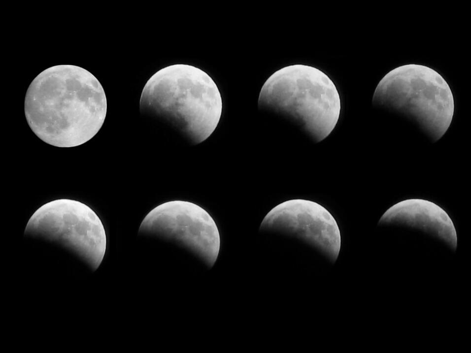A continuación las próximas fechas de las fases de la Luna apropiadas pa...