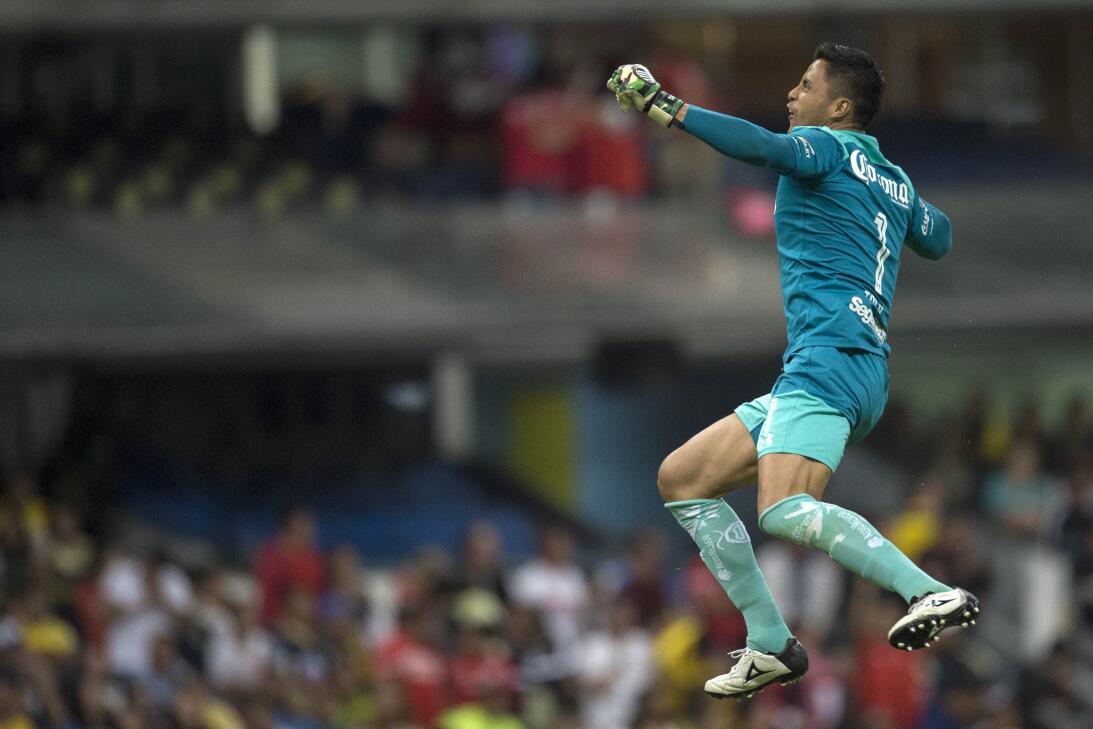 En fotos: ¡Se acabaron los invictos! América no pudo contra Toluca 20180...