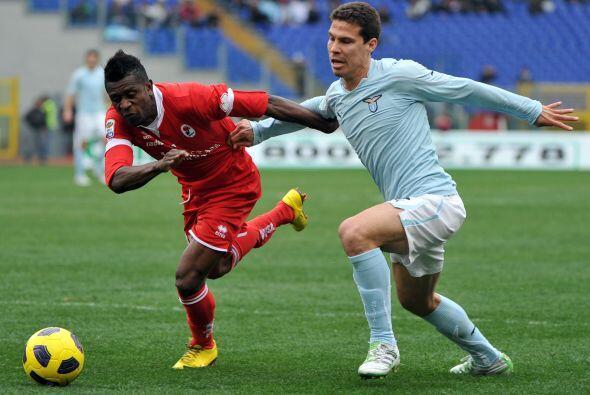 El 'garoto' de la Lazio sigue en gran momento en la Liga italiana.