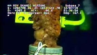 Cesa fuga de crudo en Golfo de México por primera vez desde abril: BP 73...