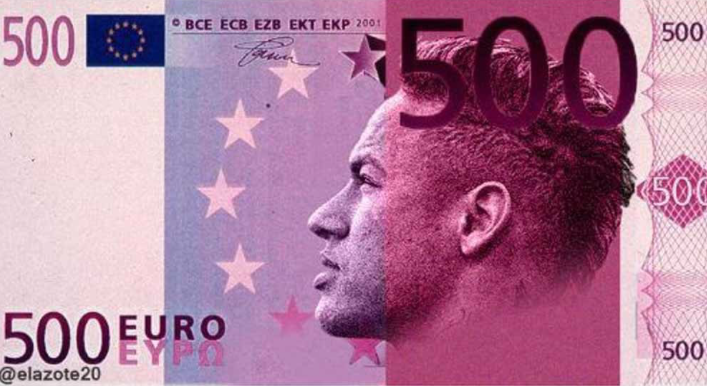 En memes: Neymar se inclina por los millones del PSG Captura de pantalla...