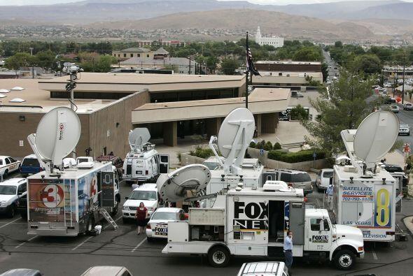 El juicio atrajo la atención de los medios nacionales. Jeffs fue hallado...