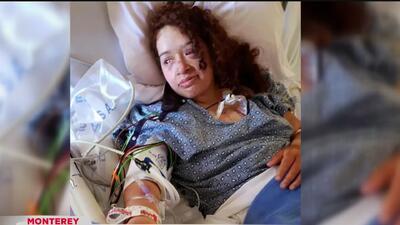 Mujer sobrevive una semana sin comida tras caer por un acantilado