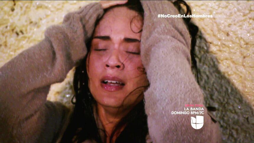 ¡María Dolores enfrenta a la peor enemiga!