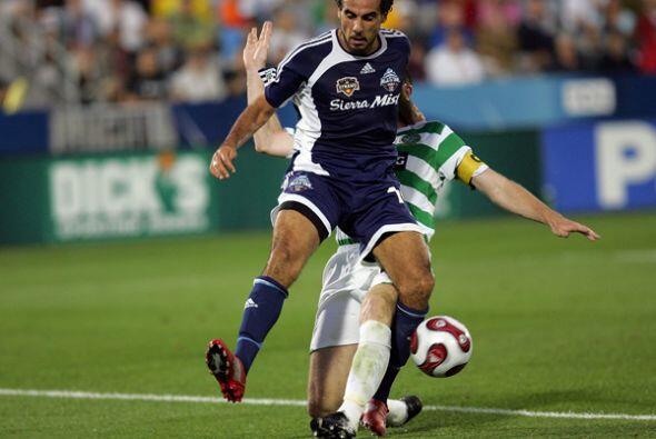 2007: MLS 2-0 Celtic. La anterior edición del Partido de las Estrellas e...