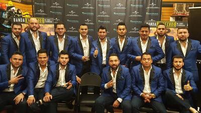 Banda El Recodo hace historia y llega por primera vez a España