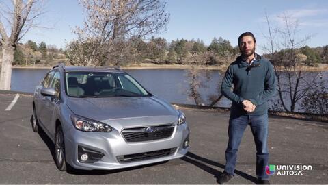 Subaru Impreza 2017 - Prueba A Bordo Completa
