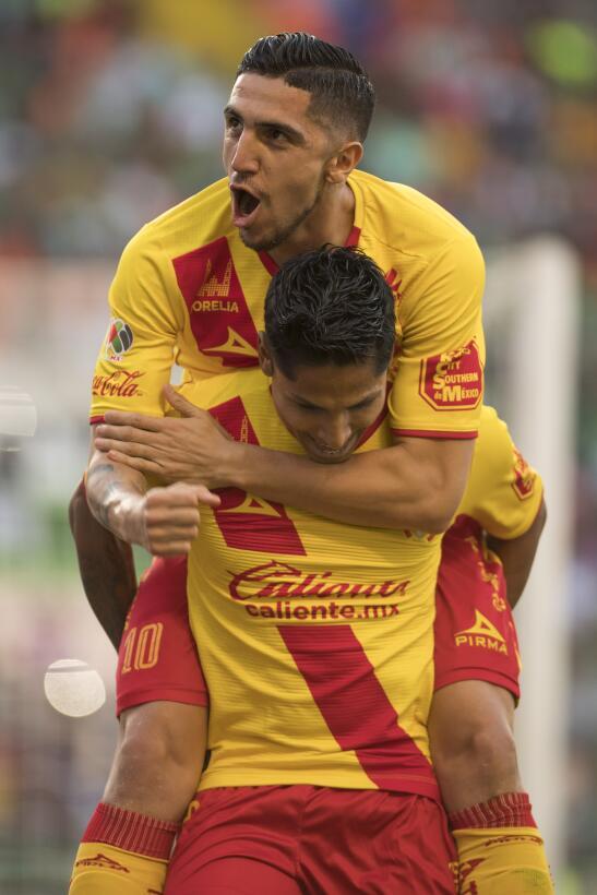 En fotos: Así queda la tabla general tras 14 jornadas en la Liga MX 01-m...