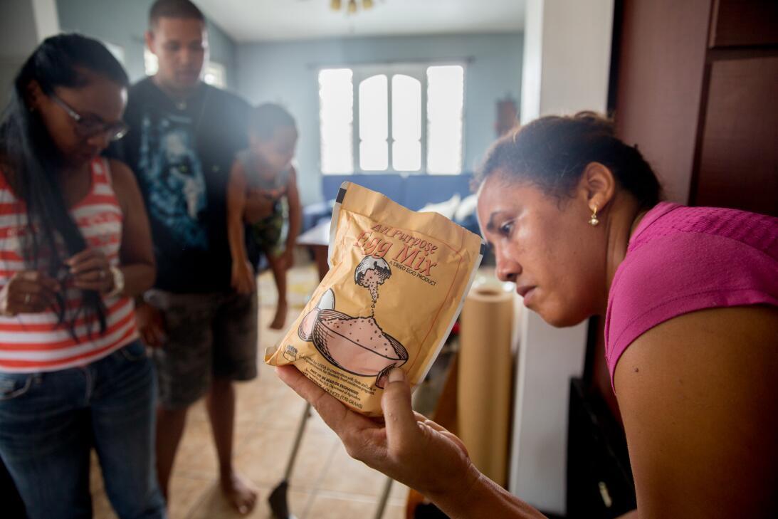 Huracán María Vieques