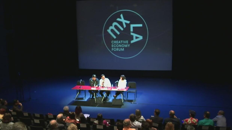 México y Los Ángeles se unen en un simposio de industrias creativas