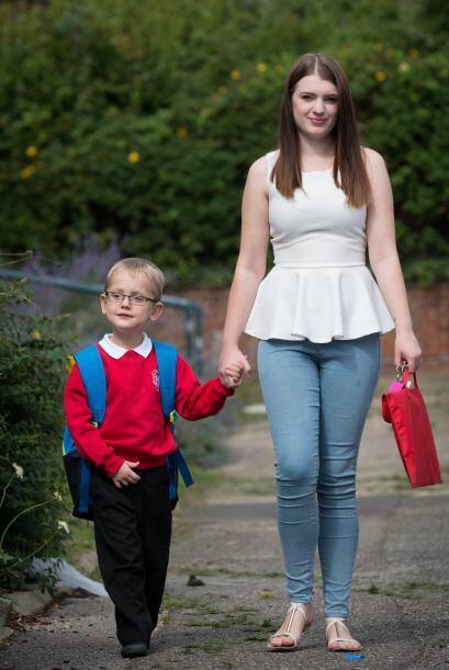 A Emily Winlow le dijeron que preparara el funeral de su bebé, apenas lo...