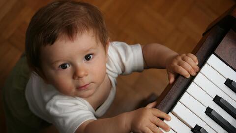 ¿Actividades musicales tempranas? (CC BY-PRO)