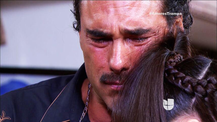¡Facundo ahora sí se puso a llorar por amor