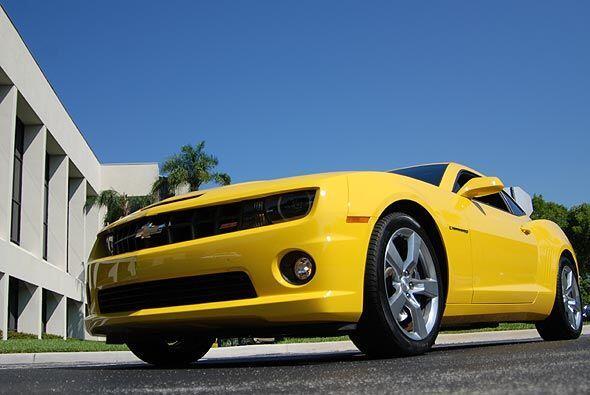 Este modelo ganó el premio al auto mejor diseñado del año 2010.