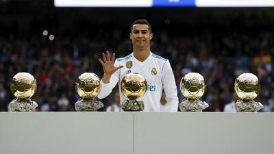 Cristiano Ronaldo vs Manchester United ¿quién es el más ganador?