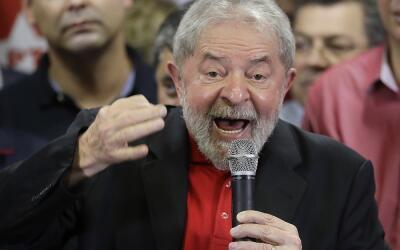 El expresidente Lula da Silva condenado a nueve años y medio de p...