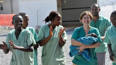 salud ebola guinea