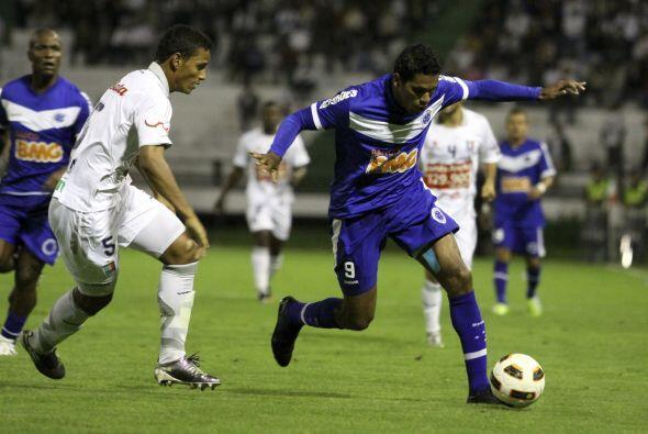 El club azul de Belo Horizonte ganó el Grupo 7 con cinco victorias y un...