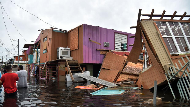 Zonas de la localidad de Juana quedaron bajo el agua.