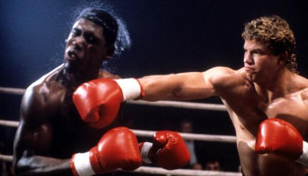 Tommy Morrison en Rocky V