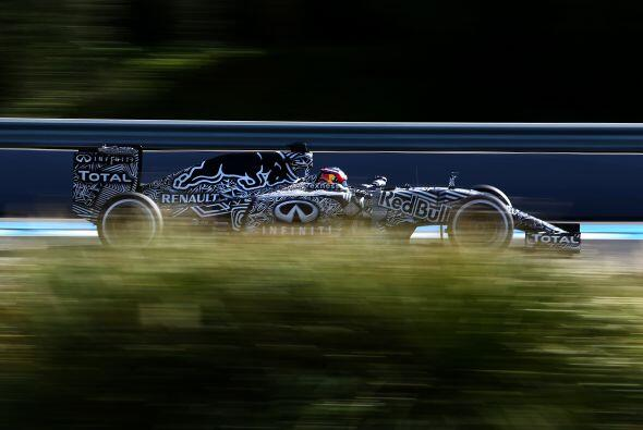 Jerez de la Frontera, España - 04 de febrero: Daniil Kvyat de Rusia e In...
