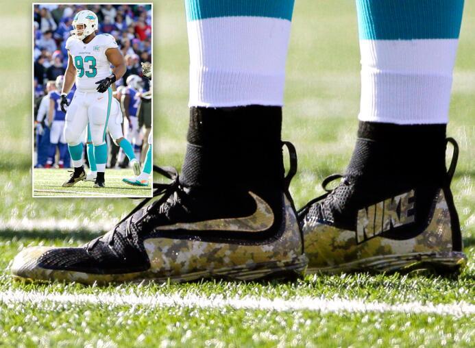 El mejor calzado en la NFL - Semana 9 01.jpg