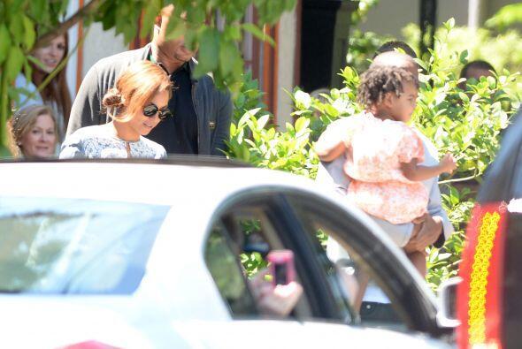Y aunque Jay-Z y Beyoncé planean darle un hermanito o hermanita a Blue a...