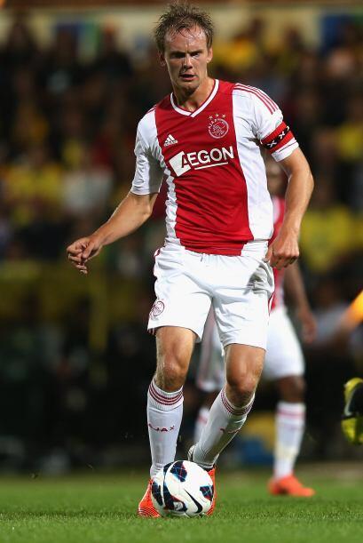 Medio, Siem De Jong: El mediocampista del Ajax tuvo una gran actuación e...