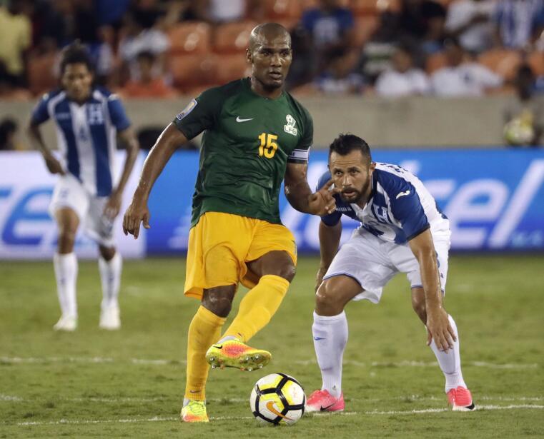 Florent Malouda aprovecha su estancia en Estados Unidos por la Copa Oro,...