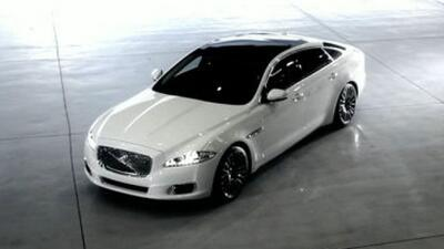 El Jaguar XJ Ultimate debutó en el Autoshow de China
