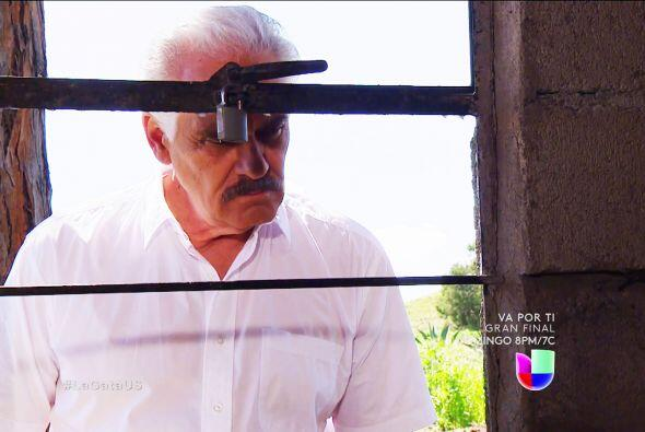 ¿Qué pretende don Agustín? Fela ya sufrió en el pasado por su culpa.