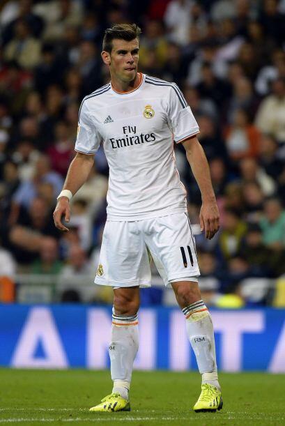 Gareth Bale es uno de los 'merengues' que seguramente estarán en la canc...
