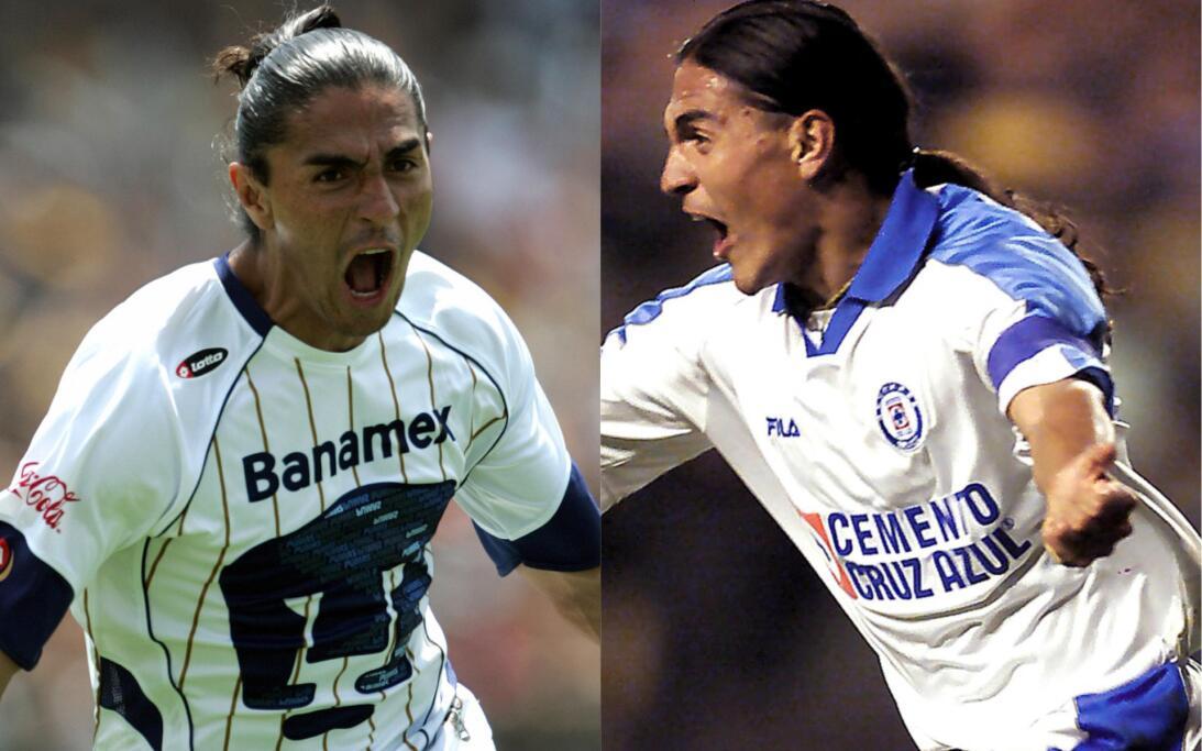 Pasiones divididas: jugadores que pasaron por Cruz Azul y Pumas chivas-c...