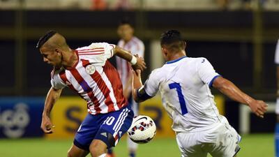 Paraguay y Honduras empatan 2-2 en amistoso previo a la Copa América Get...