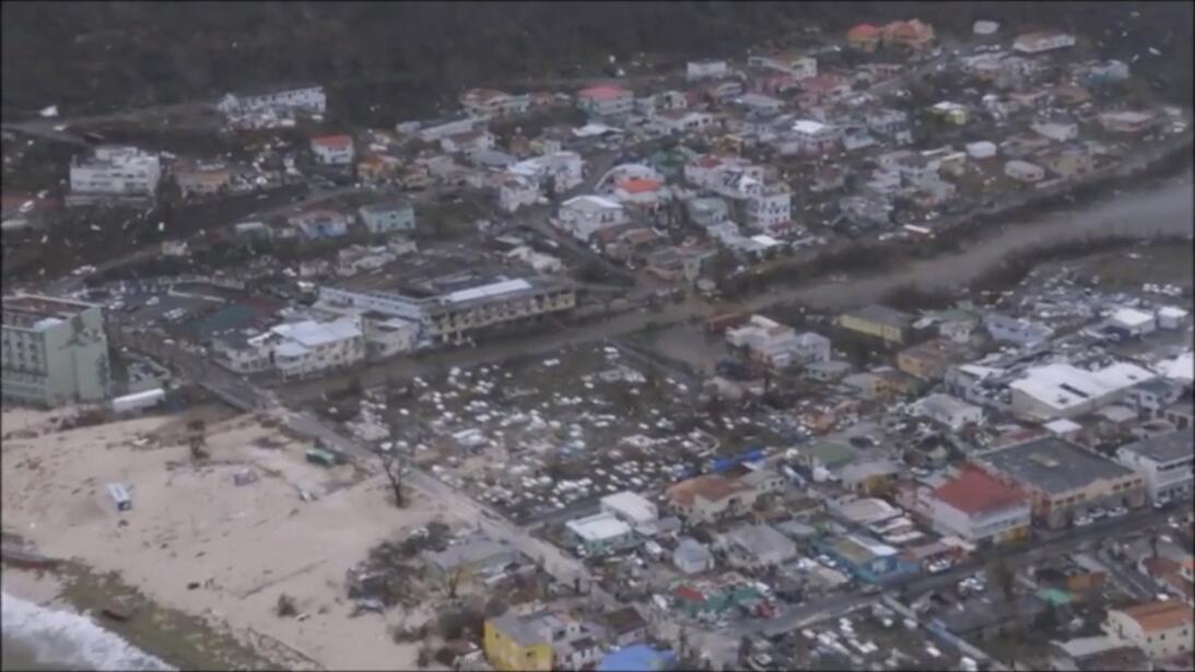 El paso destructivo de Irma por la isla de San Martín (FOTOS) martin3.JPG
