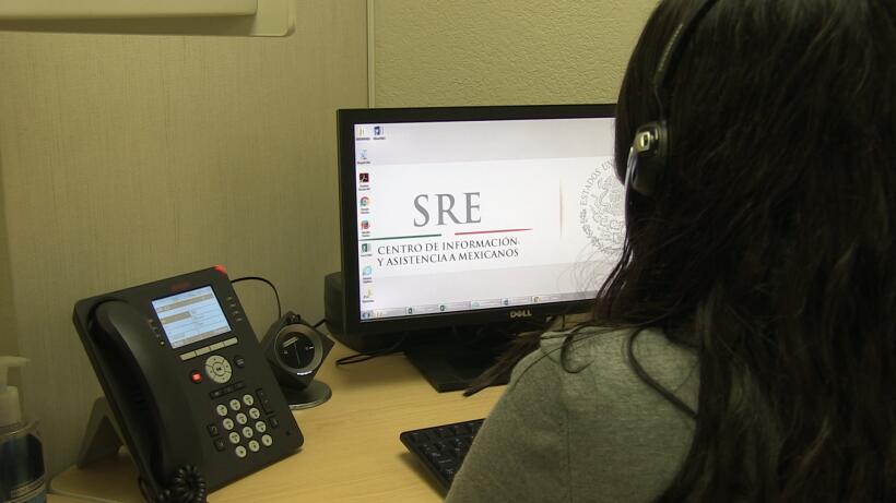Más de 8,000 mexicanos interesados en obtener la nacionalidad para sus h...