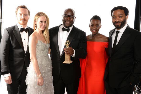 "Steve McQueen, el director de ""12 Years a Slave"", recibi&oacut..."