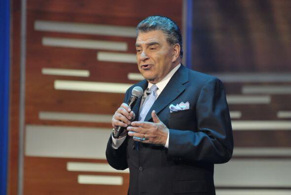 Tras unos meses de ausencia  'Don Francisco Presenta'  regresó a  Univis...