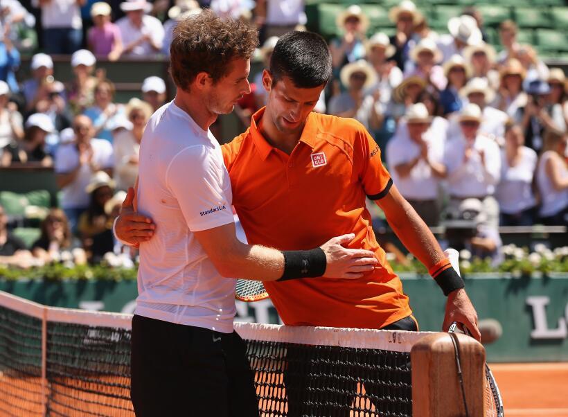 Murray y Djokovic fuera del Top 10 ATP, Nadal nuevo líder GettyImages-47...