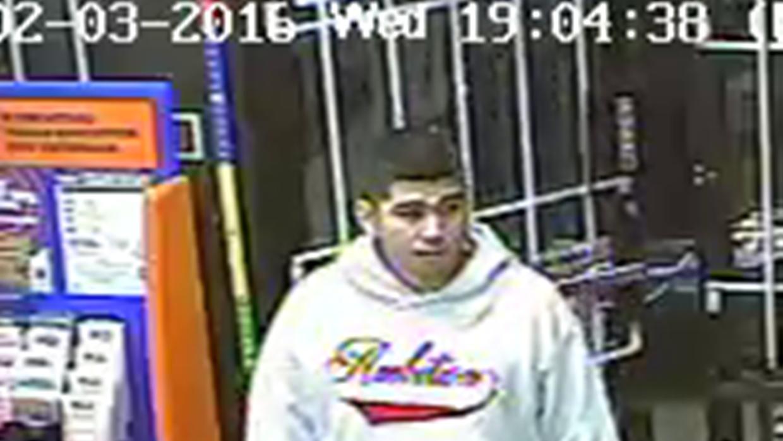 La policía de Houston busca a hispano víctima de secuestro suspect4.png