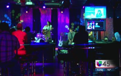 Raquel Sofía deleitó a fans en Uforia Lounge