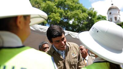 Leopoldo López: El político que desafió al chavismo y terminó en la cárcel (FOTOS)