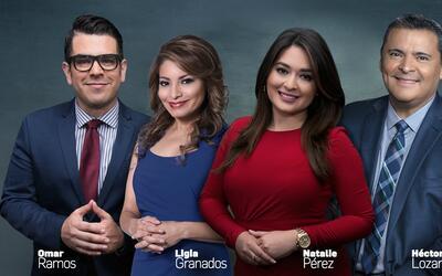 Equipo de fin de Semana de Univision Chicago