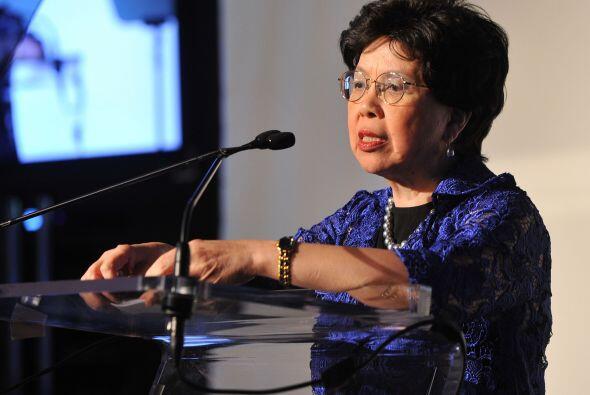 30.- MARGARET CHAN.- Es la Directora General electa de la Organizaci&oac...
