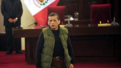 El hermano preso del presidente Ollanta Humala pasará 15 días en aislami...